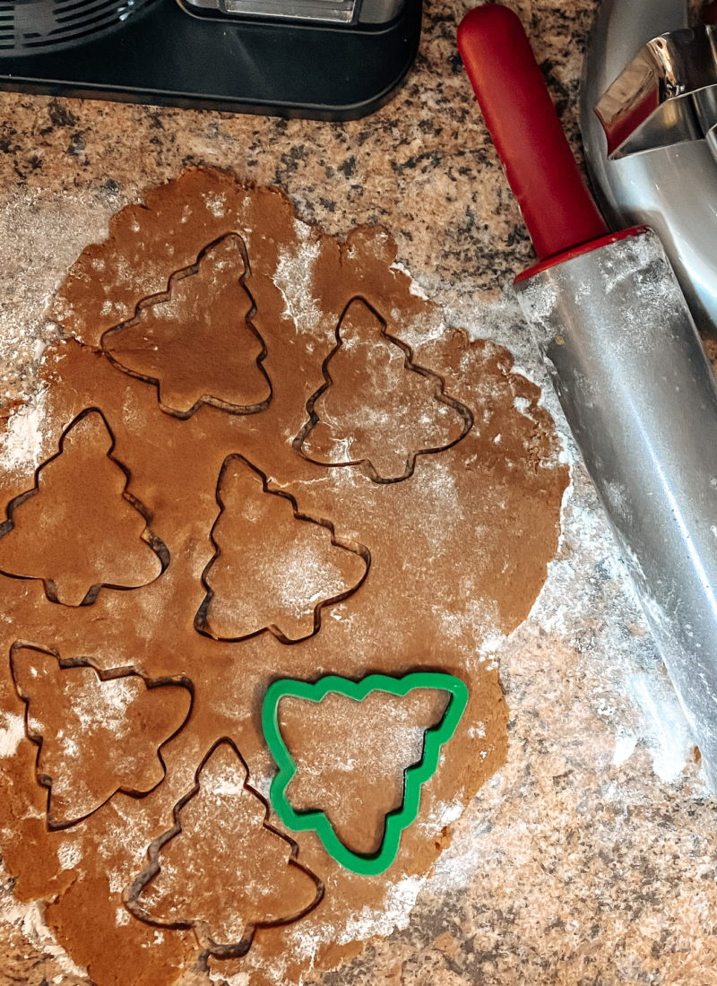 The Best Vegan Gingerbread Cookies