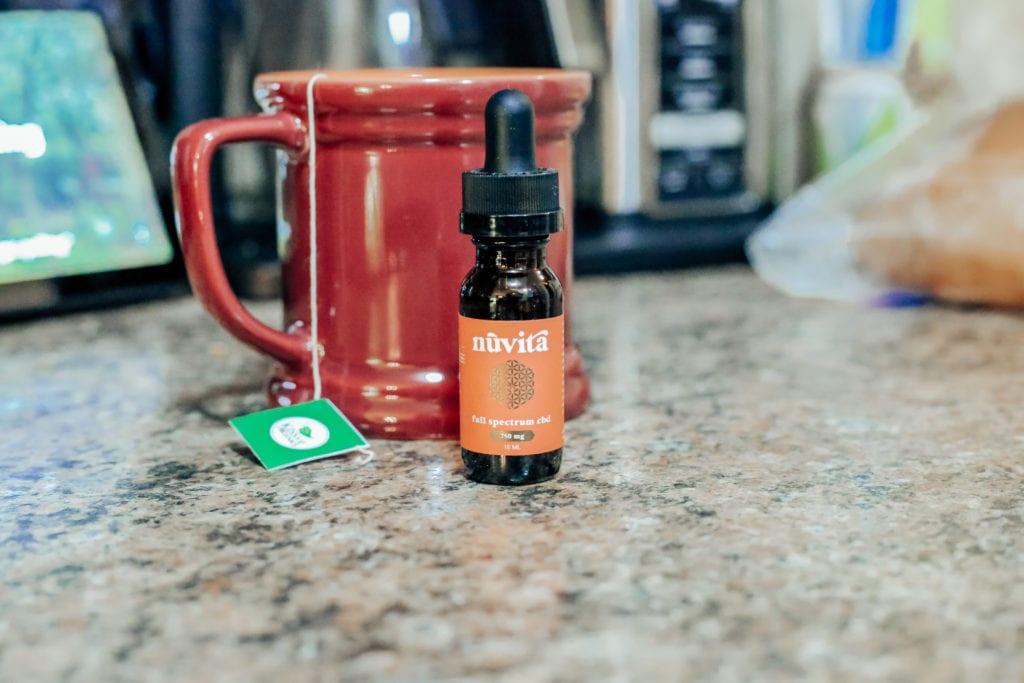 benefits of cbd oil in dandelion tea